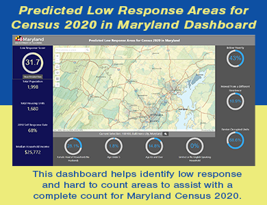 Maryland Census 2020 Outreach